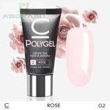 Полигель Cosmolac Polygel  ROSE, 30 МЛ